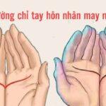 4 đường chỉ tay giúp bạn nhận biết ngay hôn nhân hạnh phúc
